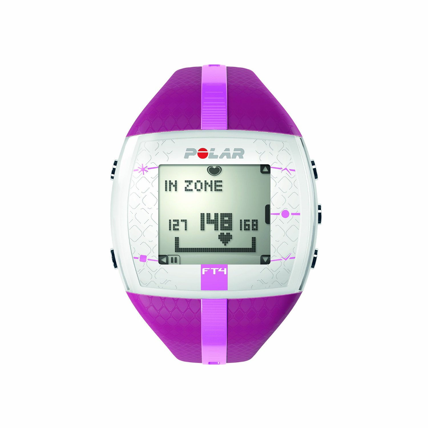 montre cardio polar ft4