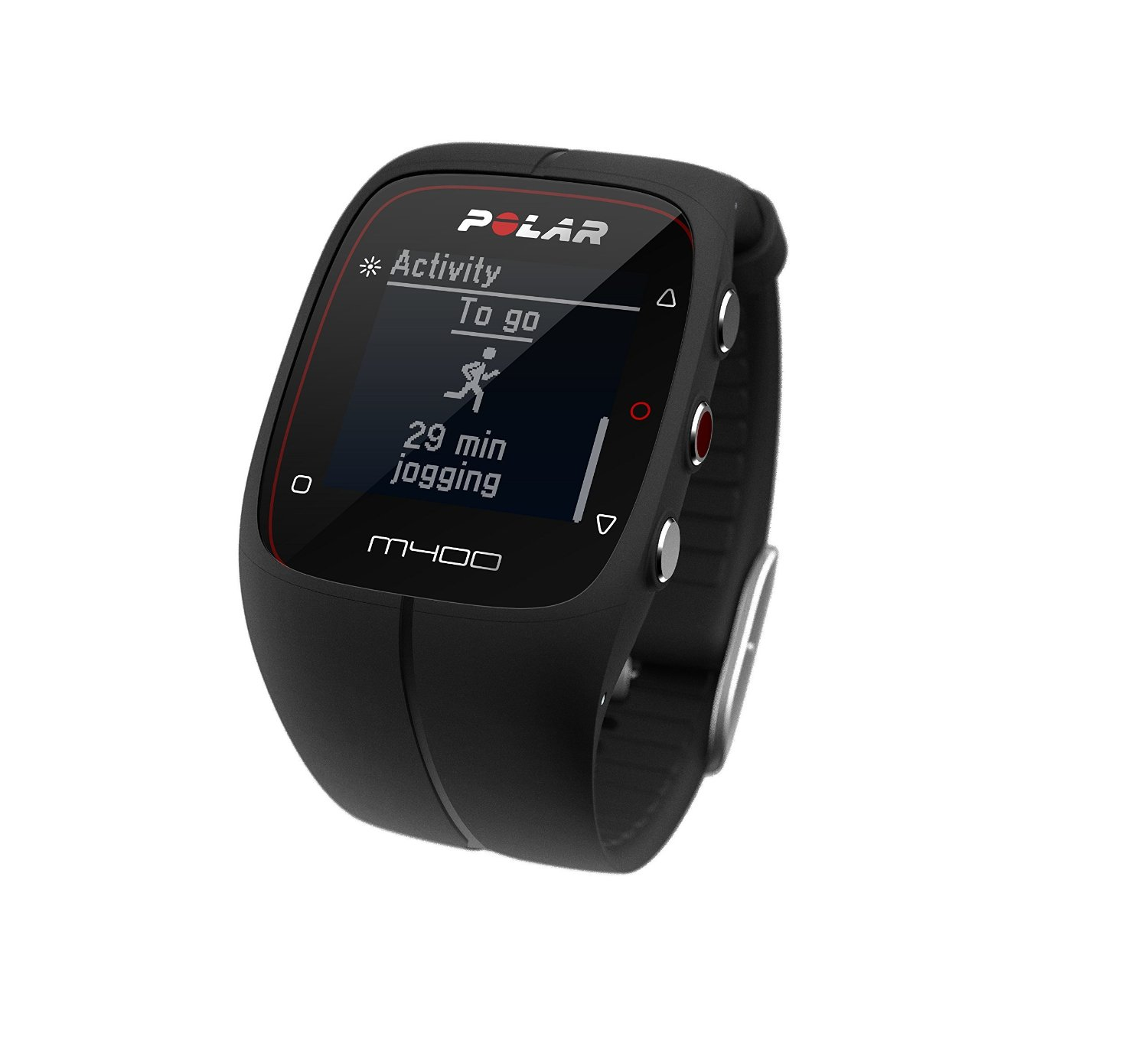 montre cardio polar m400hr